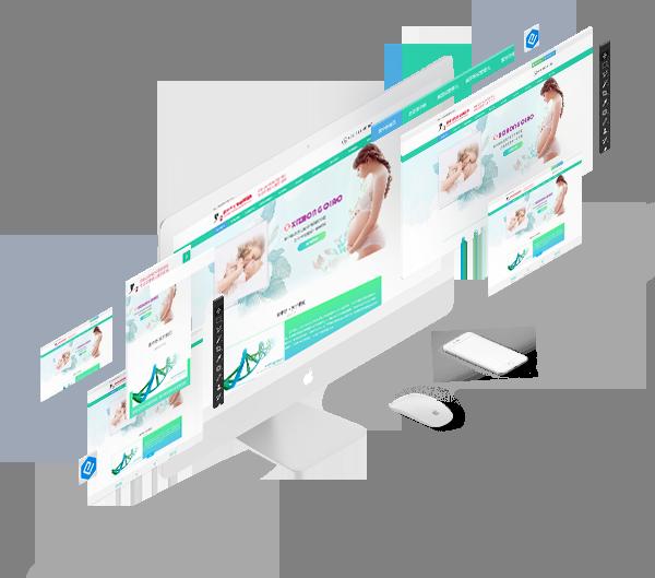 智能网站建设